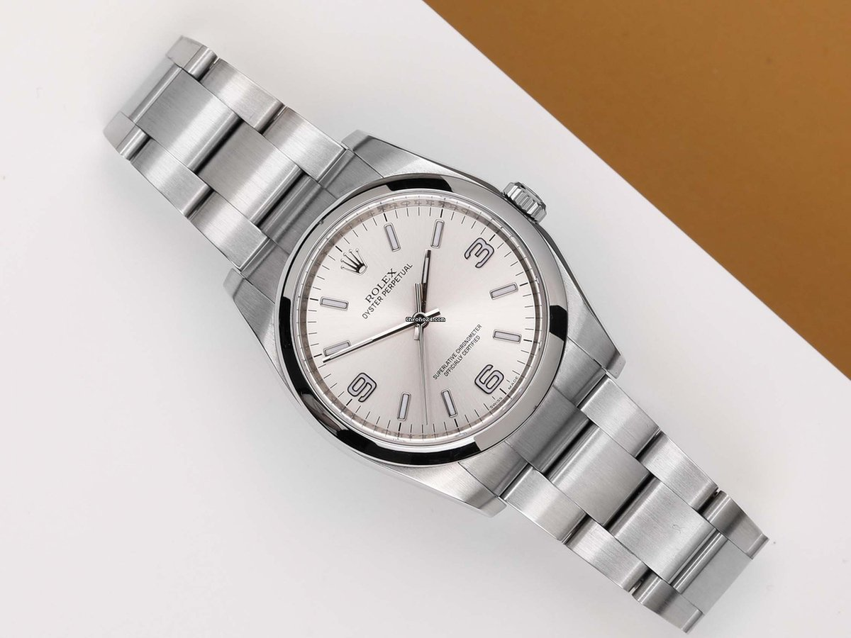 Rolex Oyster Perpetual 36 Ref 116000