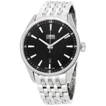Oris Artix Date Steel 42mm Black United States of America, New York, Brooklyn