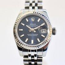 Rolex Lady-Datejust Steel 26mm Blue No numerals United Kingdom, London