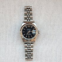 Rolex Lady-Datejust Сталь Чёрный Без цифр Россия, Калининград