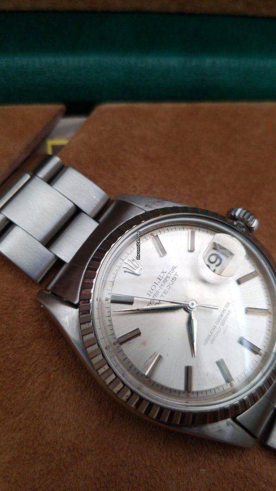 Rolex Datejust II 1603 1964 usados