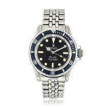 Rolex 5512 Staal 1967 Submariner (No Date) 40mm