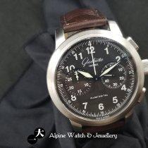 Glashütte Original Senator Navigator Chronograph Steel Black