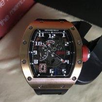 리차드밀 핑크골드 50mm 자동 RM030 중고시계