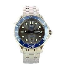 Omega Seamaster Diver 300 M Steel 42mm Grey