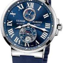 Ulysse Nardin Marine Chronometer 43mm 263-67-3/43 подержанные