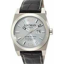 Locman Steel 43mm 020500AGFNK0PSK new