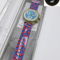 Swatch Women's watch 36mm Quartz new Watch with original box and original papers