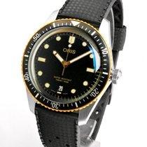 Oris 01 733 7707 4354-07 4 20 18 Divers Sixty Five 40mm new