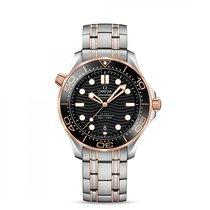 Omega Seamaster Diver 300 M 210.20.42.20.01.001 neu