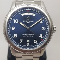 Breitling Otel 41mm Atomat A45330101C1A1 nou