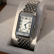 Jaeger-LeCoultre Reverso Grande Taille Steel 26mm Silver United States of America, New York, New York