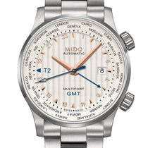 Mido Multifort GMT