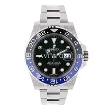 Rolex GMT MASTER II Black and Blue Ceramic