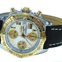 Breitling Chrono Cockpit new Automatic Chronograph Watch only C13358