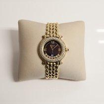 Chopard Happy Sport Diamonds Gold mit Box und Papieren
