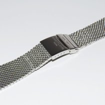 Breitling SuperOcean Milanaiseband Stahl