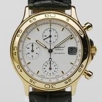 Chopard Linea Chronograph Gelbgold massiv