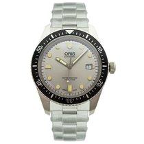 Oris Divers Sixty Five Steel 42mm Silver United Kingdom, London
