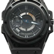 Linde Werdelin SpidoLite Titanium 44mm Black No numerals United States of America, Florida, Naples