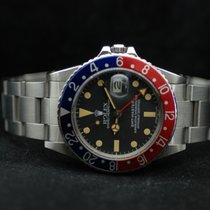 Rolex GMT-Master 16750  Box Papers top Dial
