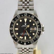 Rolex GMT-Master 1675 LC100 Full Set (Papiere+Rechnung+Besch+Box)