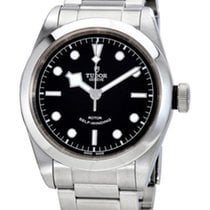Tudor Black Bay 41 Сталь 41mm Чёрный
