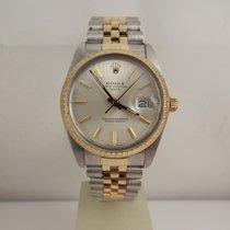 Rolex Oyster Perpetual Date usato 34mm Oro/Acciaio