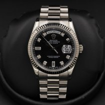 Rolex Day Date 118239 White Gold
