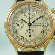 Auguste Reymond Chronograph Automatik Herrenuhr   Valjoux 7750...