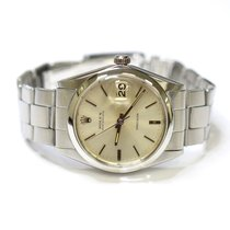 Rolex OysterDate Precision 35mm Stainless Steel Watch 6694