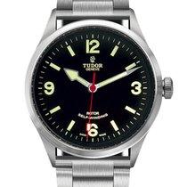 Tudor Heritage Ranger nuevo 2021 Automático Reloj con estuche y documentos originales 79910-0011