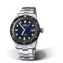 Oris Divers Sixty Five 01 733 7720 4055-07 8 21 18 new