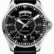 Hamilton Khaki Pilot Day Date H64615735 2020 nouveau