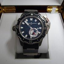Ulysse Nardin Hammerhead Shark Titanium 46mm Blue United States of America, New York, New York