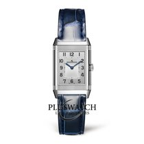 Jaeger-LeCoultre Reverso Classic Small Duetto Steel 34.2mm Silver