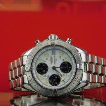 Breitling Kronograf Automatisk 1999 brugt Colt Chronograph Automatic Hvid