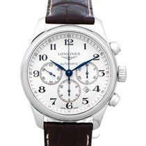 Longines L28594783 Steel Master Collection new