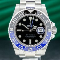 Rolex Chronometer 40mm Automatic pre-owned GMT-Master II Black