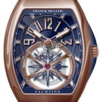 Franck Muller Vanguard V45 T GR CS YACHT 2020 new