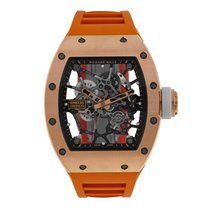 リシャール ミル Rafel Nadal Gold Toro 50 piece Limited edition Watch...