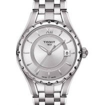 Tissot Lady 80 Automatic tweedehands 34 mmmm Staal