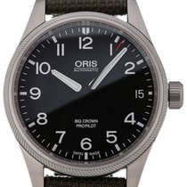 Oris Steel 41mm Automatic 01 751 7697 4164-07 5 20 14FC pre-owned