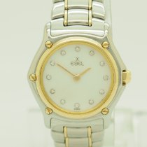 Ebel Wave Gold/Steel 24mm Mother of pearl No numerals United States of America, New York, Forest Hills