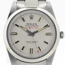Rolex Milgauss 1019 Very good Steel 37mm Automatic