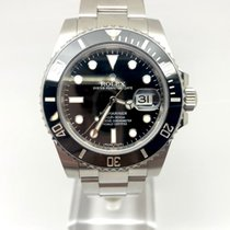 Rolex 116610LN Steel 2016 Submariner Date 40mm pre-owned United Kingdom, Leicester