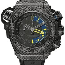 Hublot new Automatic Limited Edition 48mm Carbon Sapphire Glass
