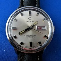 Candino pre-owned Automatic 35mm Silver