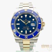 Rolex Submariner Date 116613LB 2018 tweedehands