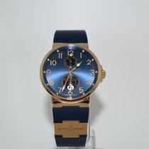 Ulysse Nardin Marine Chronometer 41mm 266-66-3/623 новые